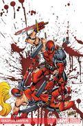 Deadpool Corps Vol 1 9 Textless