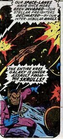 Deviant Skrulls from Avengers Vol 1 91