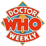 Doctor Who Weekly logo