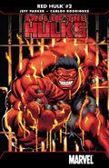 Fall of the Hulks Red Hulk Vol 1 2
