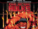 Fall of the Hulks: Red Hulk Vol 1 2