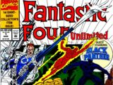 Fantastic Four Unlimited Vol 1 1