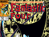 Fantastic Four Vol 1 267