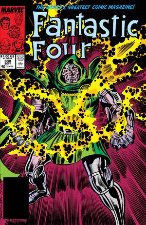Fantastic Four Vol 1 330