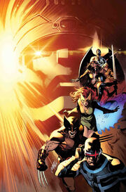House of X Vol 1 3 Textless
