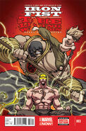 Iron Fist The Living Weapon Vol 1 3