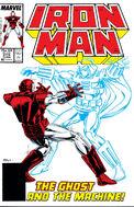 Iron Man Vol 1 219