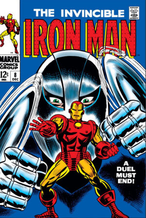 Iron Man Vol 1 8