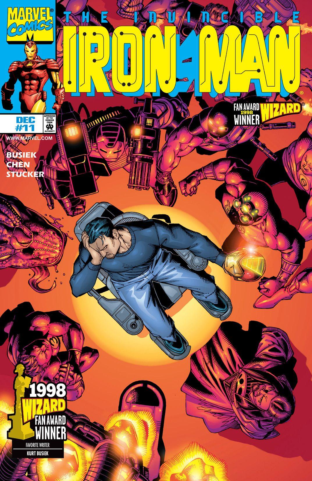 Iron Man Vol 3 11