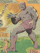 It the Living Colossus (Earth-616) from Astonishing Tales Vol 1 24 001