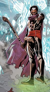 Jericho Drumm (Earth-616) from Uncanny Avengers Vol 2 5 001