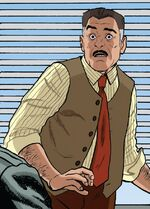 John Jonah Jameson (Earth-51838) from Peter Parker The Spectacular Spider-Man Vol 1 301 001