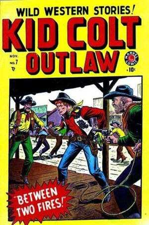 Kid Colt Outlaw Vol 1 7
