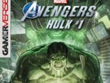 Marvel's Avengers: Hulk Vol 1 1
