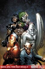 Marvel Apes Prime Eight Special Vol 1 1 Textless
