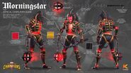 Marvel Contest of Champions Morningstar Official Cosplayer Guide