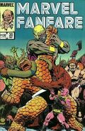 Marvel Fanfare Vol 1 20