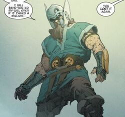 Odin Borson (Earth-616) from Marvel Legacy Vol 1 1