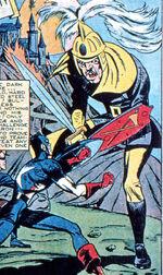Paul Bonaparte (Earth-616) from U.S.A. Comics Vol 1 17 0001