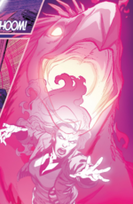 Phoenix Force (Earth-TRN727) from X-Men Blue Vol 1 35 001