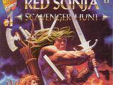 Red Sonja: Scavenger Hunt Vol 1 1