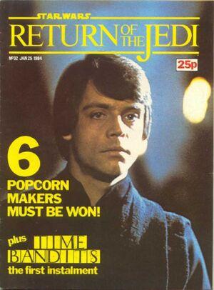 Return of the Jedi Weekly (UK) Vol 1 32