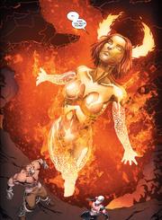 Rhonda Fleming (Earth-616) from Spider-Man 2099 Vol 3 6 001