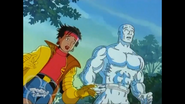 Robert Drake (Earth-92131) and Jubilation Lee (Earth-92131) from X-Men The Animated Series Season 3 15 002