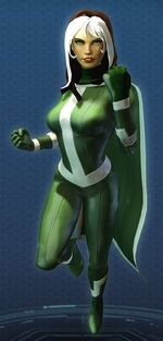 Rogue (Anna Marie) (Earth-TRN258) from Marvel Heroes (video game) 001