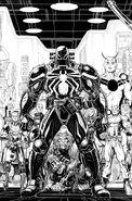 Secret Avengers Vol 1 23 Textless