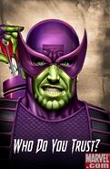 Secret Invasion poster 008