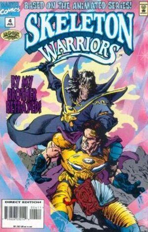 Skeleton Warriors Vol 1 4