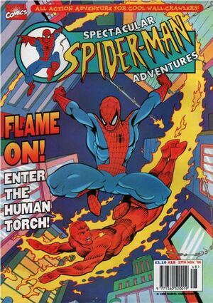 Spectacular Spider-Man (UK) Vol 1 015