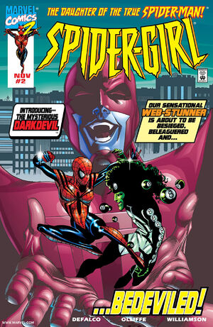Spider-Girl Vol 1 2
