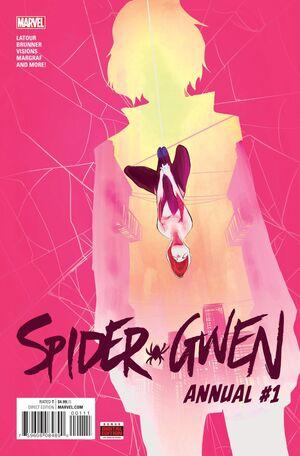 Spider-Gwen Annual Vol 1 1