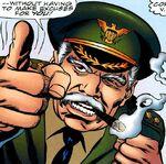 Thaddeus Ross (Earth-7642) from Incredible Hulk vs. Superman Vol 1 1 001
