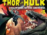 Thor vs. Hulk: Champions of the Universe Vol 1 3