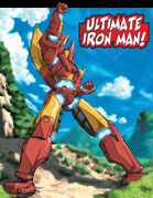 Ultimate Iron Man (Earth-2301) from Marvel Mangaverse Avengers Assemble Vol 1 1 0001