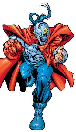 Wladyslav Shinski (Earth-616) from Fantastic Four Vol 3 12 001