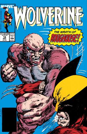 Wolverine Vol 2 18