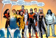 X-Men (Earth-41001) from X-Men The End Vol 3 1 002