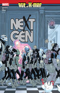 Age of X-Man Nextgen TPB Vol 1 1
