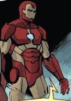 Anthony Stark (Earth-TRN664) from Deadpool Kills the Marvel Universe Again Vol 1 3 002