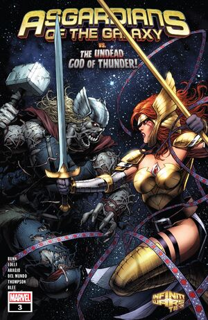 Asgardians of the Galaxy Vol 1 3