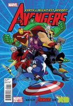 Avengers Earth's Mightiest Heroes Vol 3 1