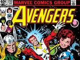 Avengers Vol 1 232