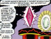 Bio-Gem, Natter Energy-Egg (Earth-616) from Marvel Fanfare Vol 1 33