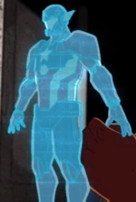 Captain America's Exoskeleton from Marvel's Avengers Assemble Season 1 6 0001