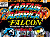 Captain America Vol 1 206