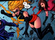 Carol Danvers from Spider Island Avengers Vol 1 1